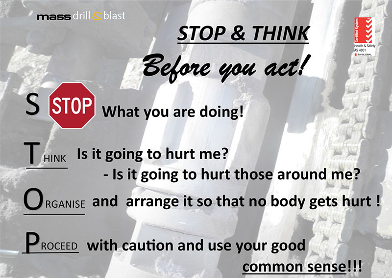 stop think and act game improve
