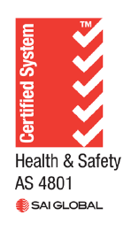 AS4801 & OHSAS 18001 Certfication