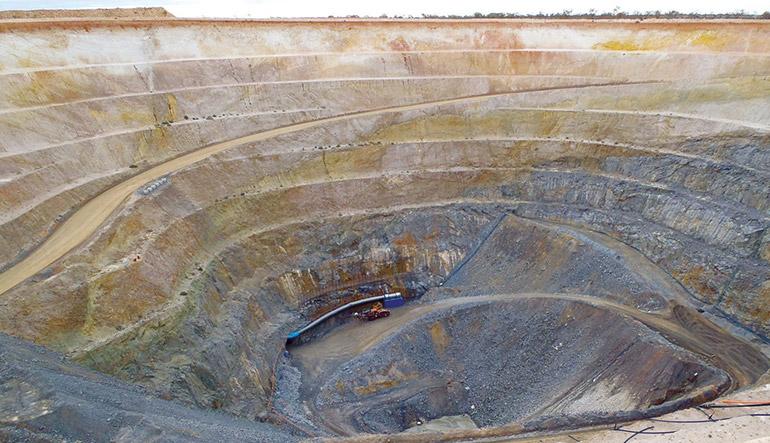 Challenger Gold Deposit